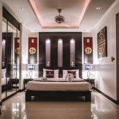 Отель Villas In Pattaya комната для гостей фото 5