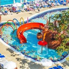 Отель Laguna Park & Aqua Club - All Inclusive Болгария, Солнечный берег - отзывы, цены и фото номеров - забронировать отель Laguna Park & Aqua Club - All Inclusive онлайн бассейн фото 3
