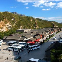 The Juyongguan Great Wall Hotel Beijing парковка