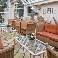 Best Western Hotel Knudsens Gaard интерьер отеля