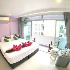 Отель The Room Patong комната для гостей