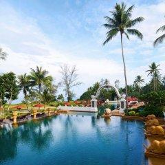 Отель JW Marriott Phuket Resort & Spa Таиланд, Пхукет - 1 отзыв об отеле, цены и фото номеров - забронировать отель JW Marriott Phuket Resort & Spa онлайн бассейн фото 3