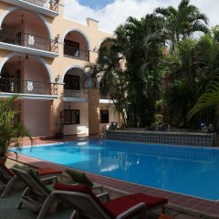 Hotel Doralba Inn бассейн фото 2