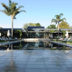 Vineyard Hotel сауна
