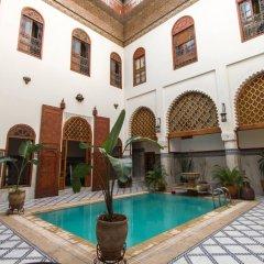 Отель Palais d'Hôtes Suites & Spa Fes Марокко, Фес - отзывы, цены и фото номеров - забронировать отель Palais d'Hôtes Suites & Spa Fes онлайн фото 7