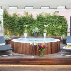Rome Marriott Grand Hotel Flora бассейн фото 2