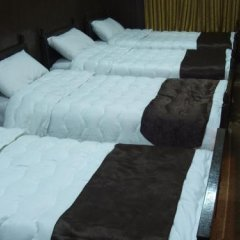Отель Concord Hotel Иордания, Амман - отзывы, цены и фото номеров - забронировать отель Concord Hotel онлайн комната для гостей фото 5