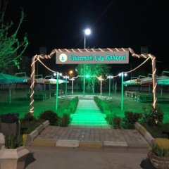 Отель Ululrmak Uygulama Oteli Селиме бассейн