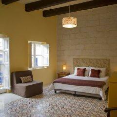 Отель The Stone House Мальта, Сан Джулианс - отзывы, цены и фото номеров - забронировать отель The Stone House онлайн комната для гостей фото 4