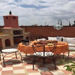 Отель Dar Ikalimo Marrakech питание фото 2