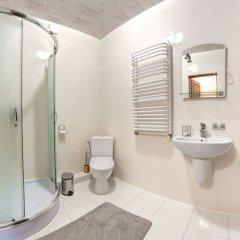 Гостиница Вилла Леку Украина, Буковель - отзывы, цены и фото номеров - забронировать гостиницу Вилла Леку онлайн ванная