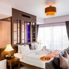 Отель Nipa Resort 4* Улучшенный люкс с разными типами кроватей