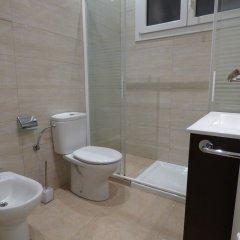 Отель Aizlur SI1D Испания, Сан-Себастьян - отзывы, цены и фото номеров - забронировать отель Aizlur SI1D онлайн ванная