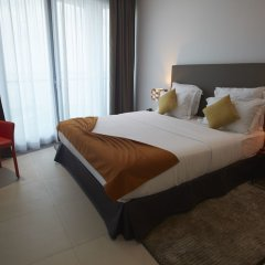 Отель Elbo Suites Республика Конго, Браззавиль - отзывы, цены и фото номеров - забронировать отель Elbo Suites онлайн комната для гостей фото 3