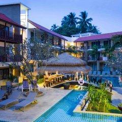 Отель Baan Karon Resort бассейн фото 2