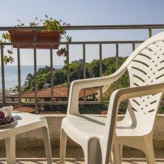 Отель Coral Болгария, Аврен - отзывы, цены и фото номеров - забронировать отель Coral онлайн балкон