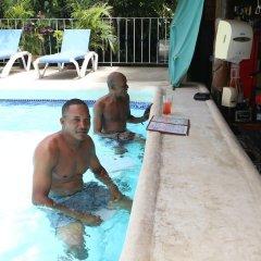 Отель Seastar Inn бассейн фото 2