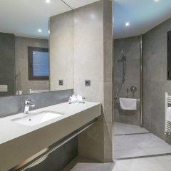 Отель America Испания, Игуалада - отзывы, цены и фото номеров - забронировать отель America онлайн ванная фото 2