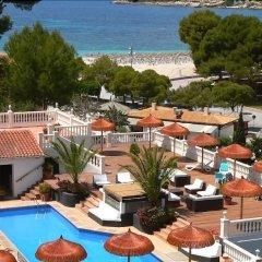 Отель Boutique Bon Repos - Adults Only пляж фото 2