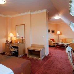 Отель Maison Hotel Болгария, София - 2 отзыва об отеле, цены и фото номеров - забронировать отель Maison Hotel онлайн комната для гостей фото 4