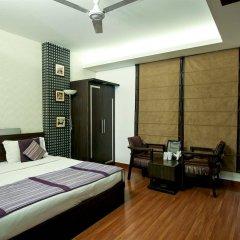 Отель The Prime Balaji Deluxe @ New Delhi Railway Station комната для гостей фото 2