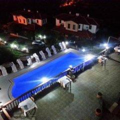 Отель Knidos Butik Otel Датча парковка