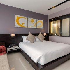 Отель The Charm Resort Phuket 4* Представительский номер с различными типами кроватей