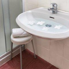 Hotel Cairoli Генуя ванная фото 2