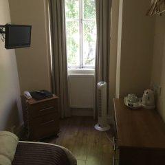 Отель George Hotel Великобритания, Лондон - отзывы, цены и фото номеров - забронировать отель George Hotel онлайн удобства в номере фото 4