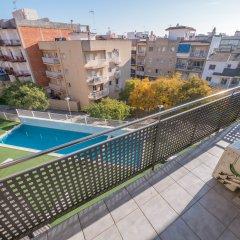 Отель Apartaments AR Espronceda Испания, Бланес - отзывы, цены и фото номеров - забронировать отель Apartaments AR Espronceda онлайн бассейн