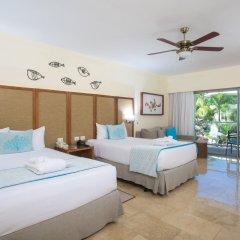 Отель Impressive Premium Resort & Spa Punta Cana – All Inclusive Доминикана, Пунта Кана - отзывы, цены и фото номеров - забронировать отель Impressive Premium Resort & Spa Punta Cana – All Inclusive онлайн комната для гостей фото 4