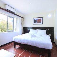 Отель Countryside Garden Resort & Bar комната для гостей фото 4