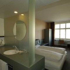 Hotel City am Bahnhof ванная