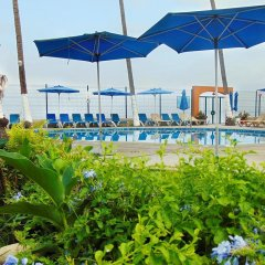 Отель ROSITA Пуэрто-Вальярта бассейн фото 3