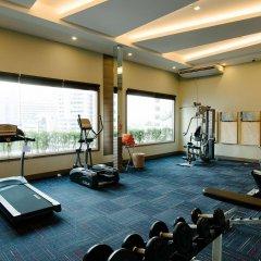Отель Citrus Sukhumvit 11 Bangkok by Compass Hospitality фитнесс-зал фото 2