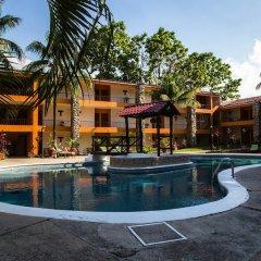 Plaza Palenque Hotel & Convention Center бассейн фото 3