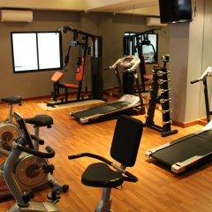 Отель Racha Residence Sri Racha фитнесс-зал фото 4