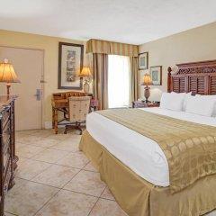 Отель Ramada Waterfront Sarasota комната для гостей фото 4