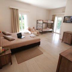 Отель Villa Yannis Греция, Корфу - отзывы, цены и фото номеров - забронировать отель Villa Yannis онлайн комната для гостей фото 5