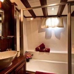 Отель Plaghia Charter Boat & Breakfast Италия, Кастелламмаре-ди-Стабия - отзывы, цены и фото номеров - забронировать отель Plaghia Charter Boat & Breakfast онлайн ванная