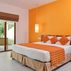 Отель Adaaran Select Hudhuranfushi Остров Гасфинолу комната для гостей фото 2