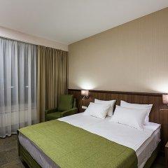 Альфа Отель 4* Стандартный номер с двуспальной кроватью фото 23