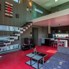 Апартаменты Athina Art Apartments интерьер отеля