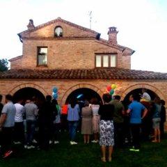 Отель B&B La Casa tra gli Ulivi Чивитанова-Марке помещение для мероприятий
