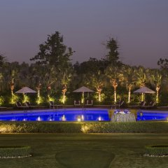 Отель Taj Palace, New Delhi бассейн
