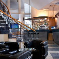 Grand Hostel Berlin Urban гостиничный бар