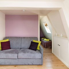 Апартаменты BP Apartments - Charming Louvre комната для гостей фото 5