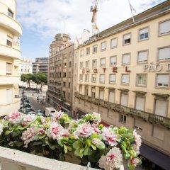 Апартаменты Almada Story Apartments by Porto City Hosts Порту балкон