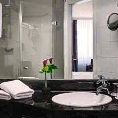 Отель IntercityHotel Nürnberg 3* Стандартный номер с различными типами кроватей фото 2