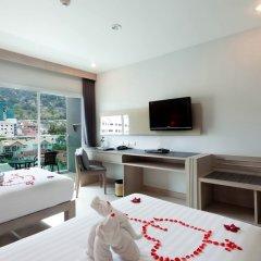 Andakira Hotel комната для гостей фото 15